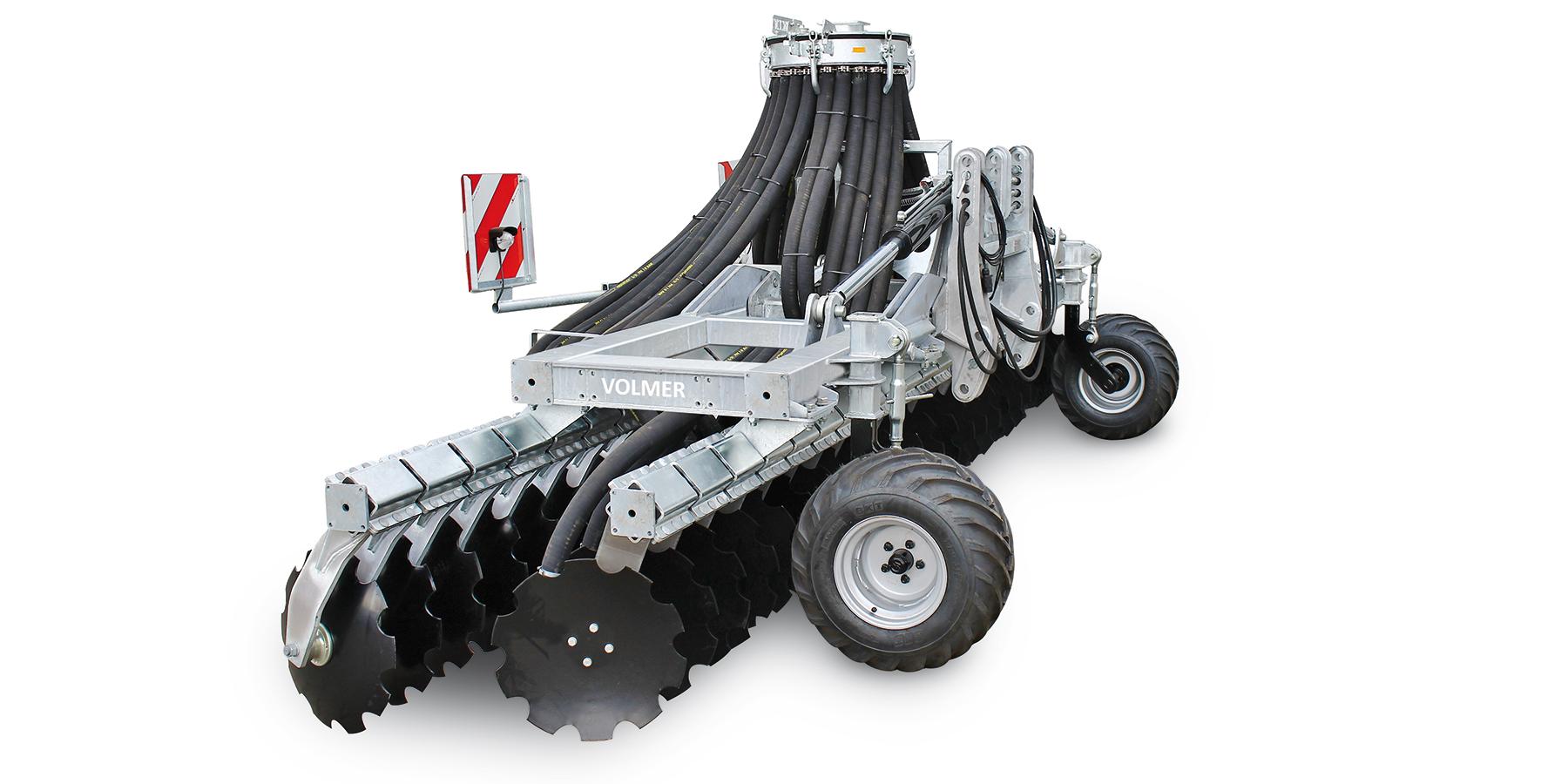 Оборудование для обработки почвы
