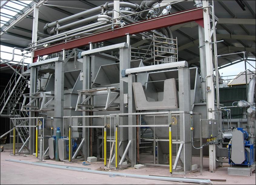 Линии утилизации боенских отходов