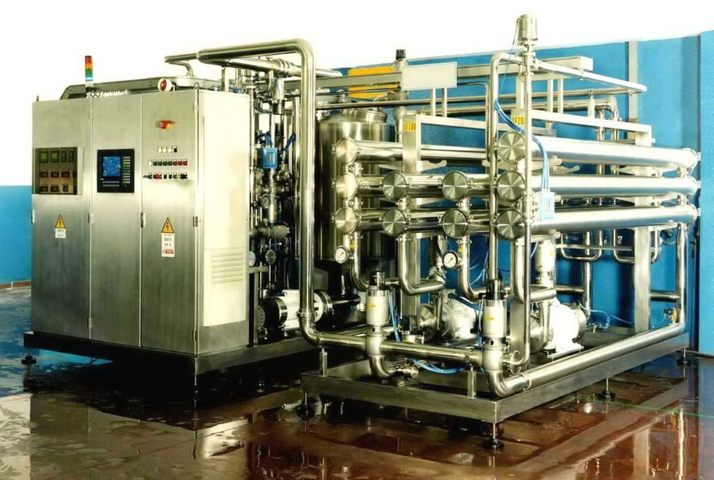 Молокоперарабатывающее оборудование